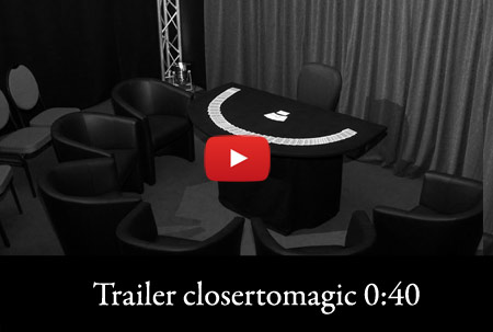 Trailer Closert2Magic
